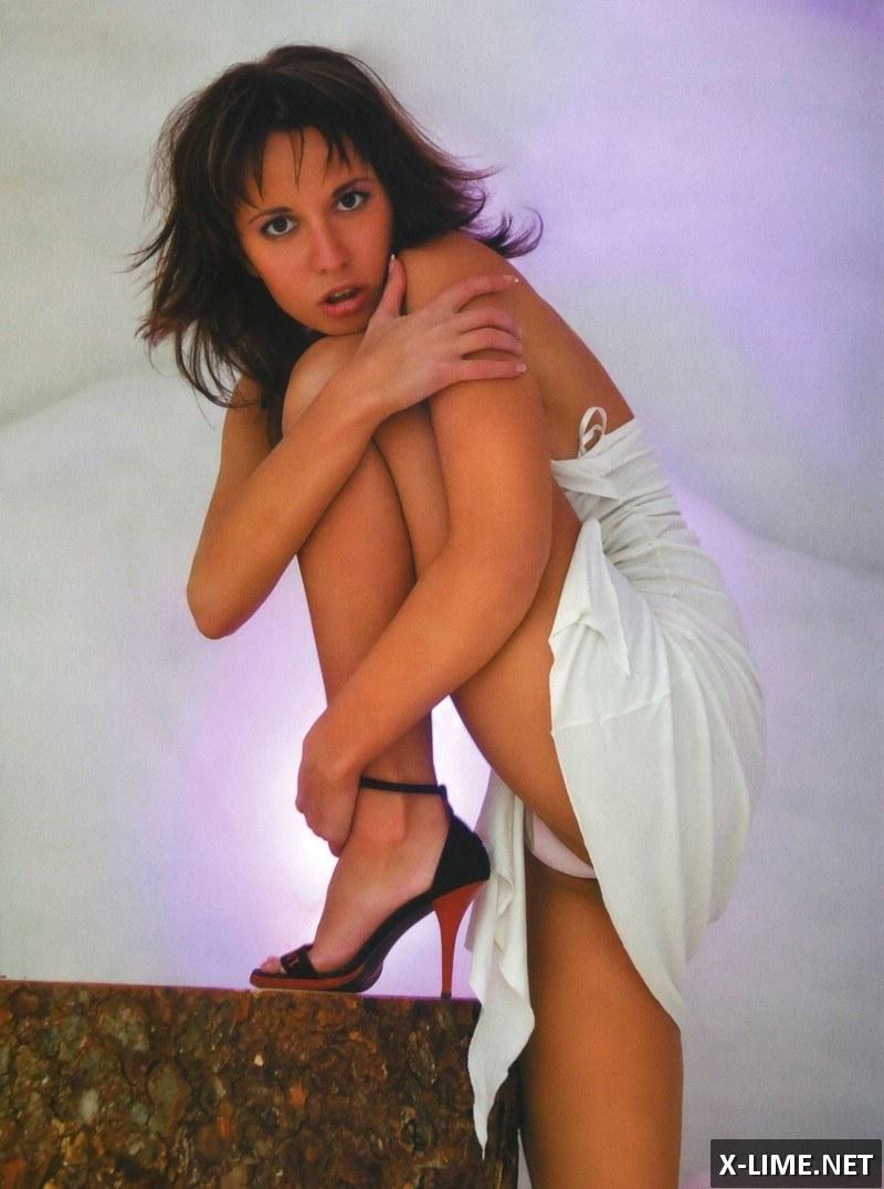 Голая Анна Маранцева в откровенной фотосессии Penthouse