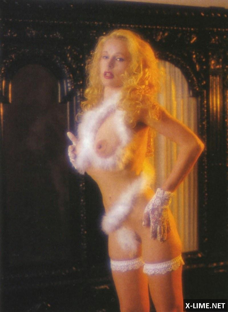 Голая Елена Кондулайнен в откровенной фотосессии Penthouse