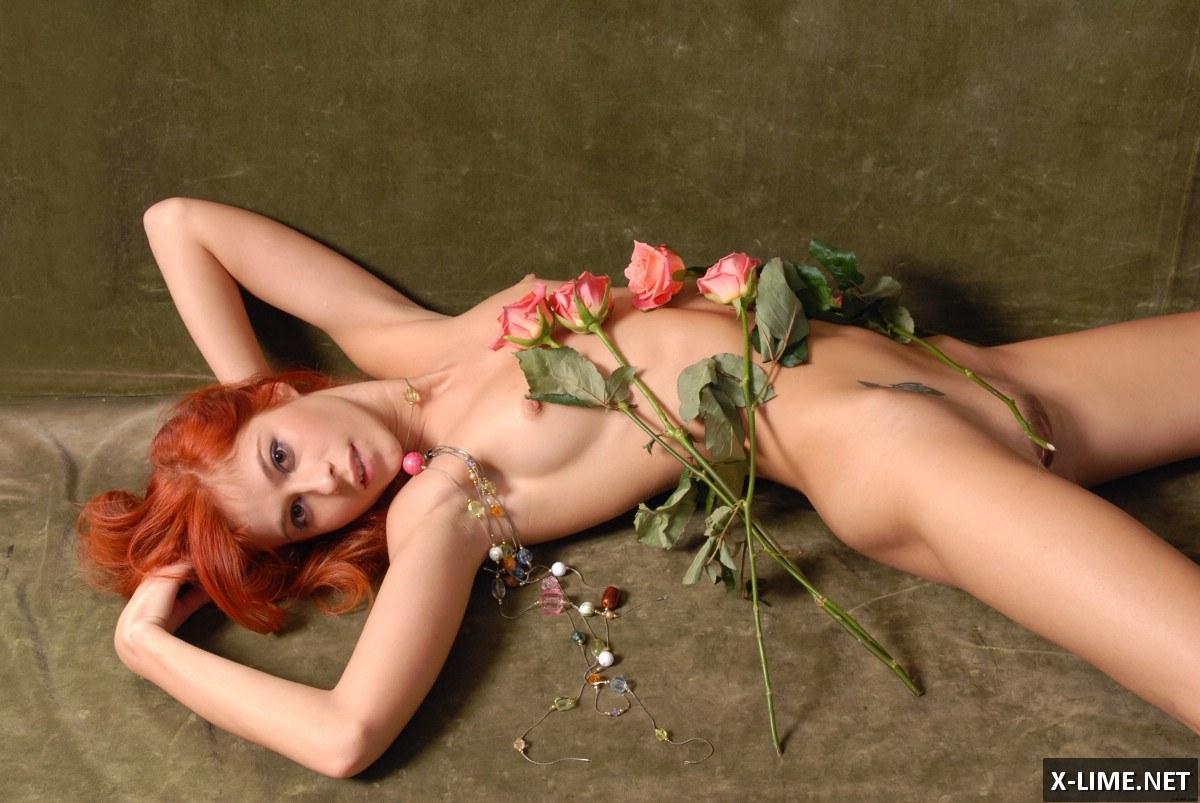Голая Татьяна Кирилюк в откровенной фотосессии