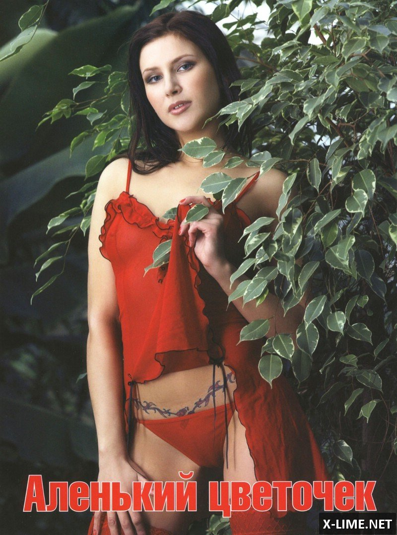 Голая Яна Ефимова в эротической фотосессии Penthouse
