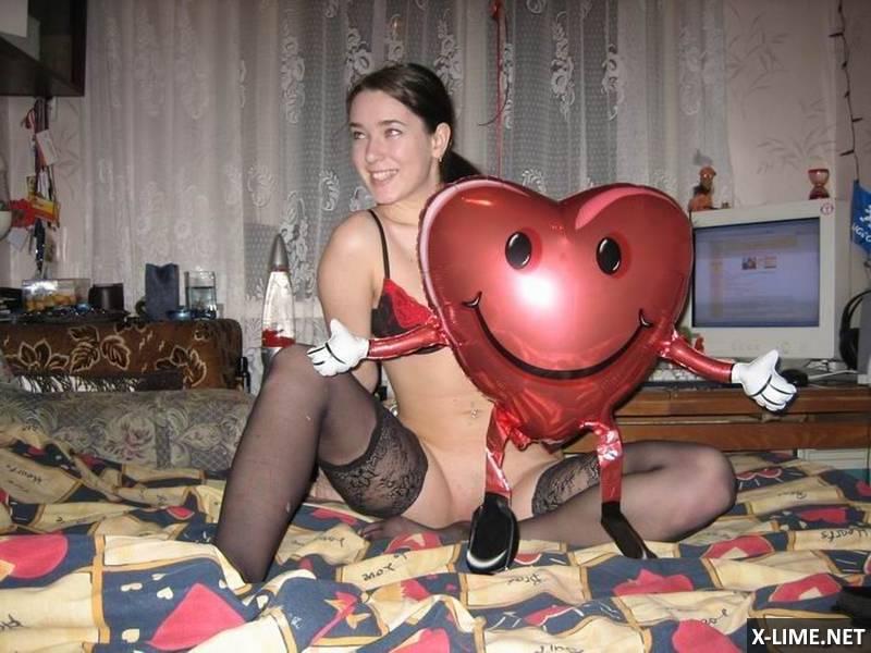 Порно святого валентина
