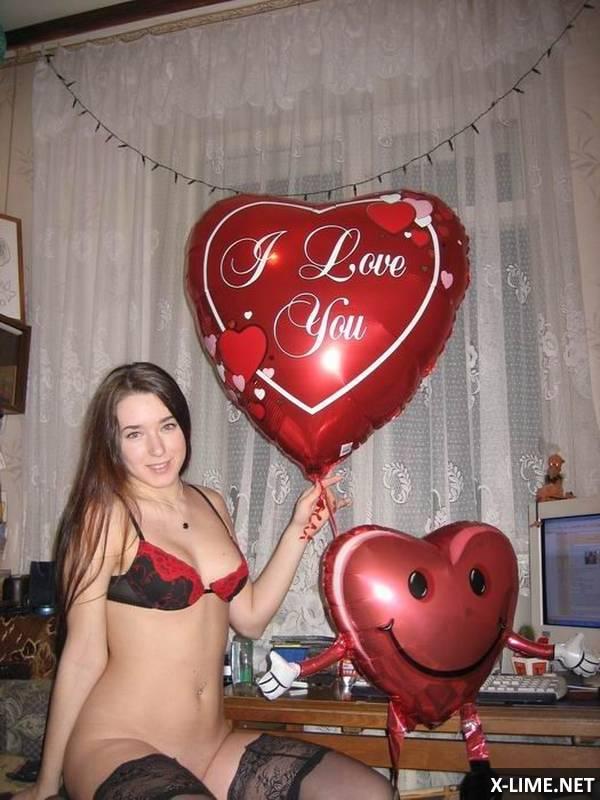 Порно на день св валентина