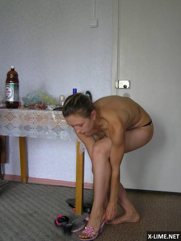 Домашнее голой жены на балконе (61ФОТО)