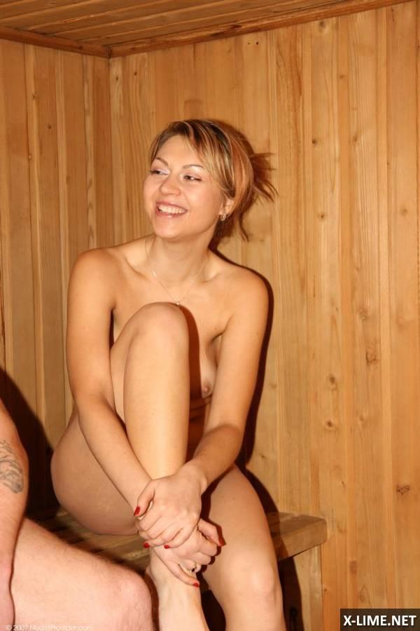 голые люди в сауне ххх