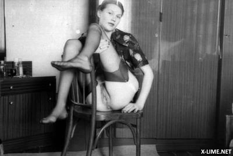 Домашняя эротика советской девушки (15 ФОТО)