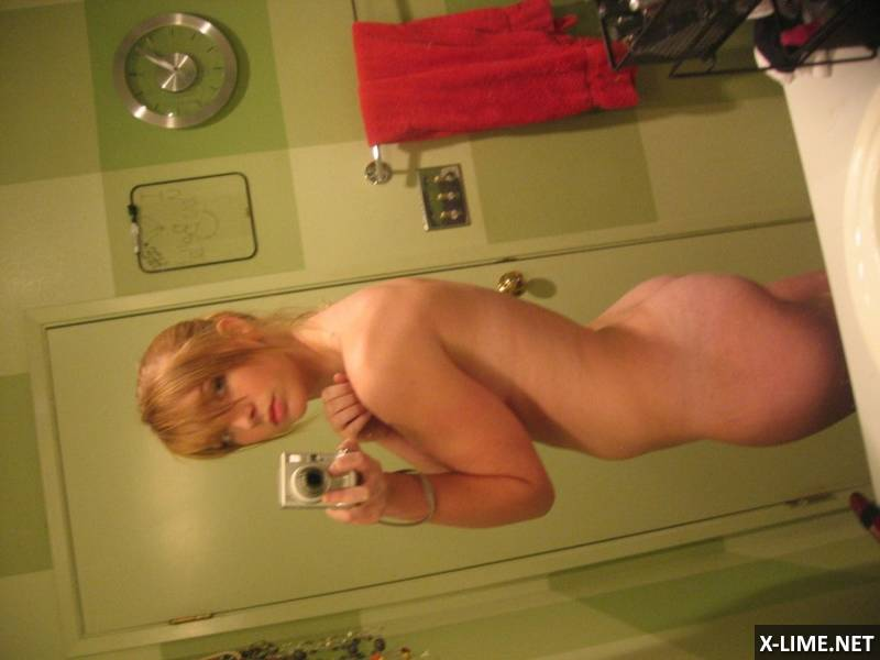 Домашняя мастурбация секси блондинки (68 ФОТО)