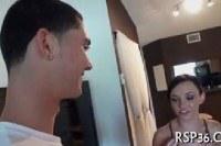 Порно Видео: Hot teens group to fuck