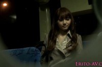 Порно Видео: Красивая японка делает минет незнакомцу в автобусе