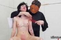 Порно Видео: Frisky nympho was taken in butt hole