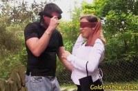 Порно Видео: Пара любителей золотого дождя