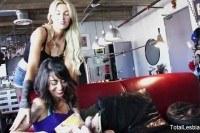 Порно Видео: Hot Lesbian Threesome