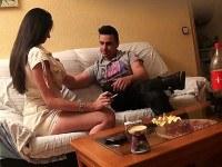 Порно Видео: Трахнул на первом свидании